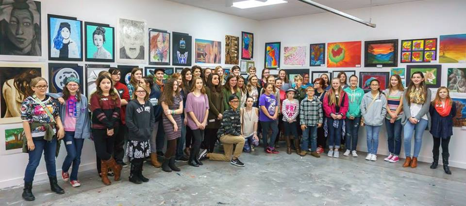 Call for student artwork 24th annual sevier county juried for Arrowmont school of arts and crafts