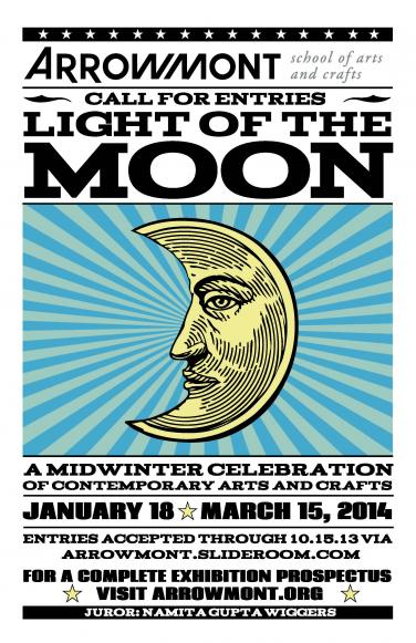 Light of the Moon Graphic Tabloid