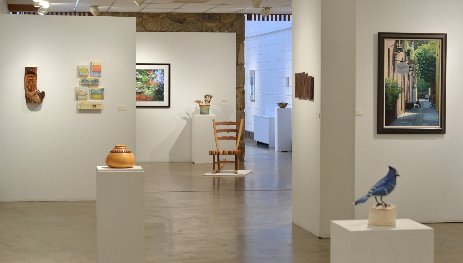 18th sevier county biennial juried exhibition arrowmont for Arrowmont school of arts and crafts