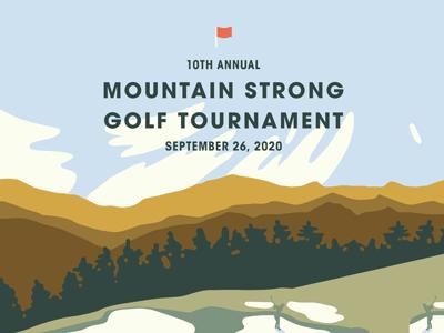 10th Annual Mountain Strong Golf Tournament