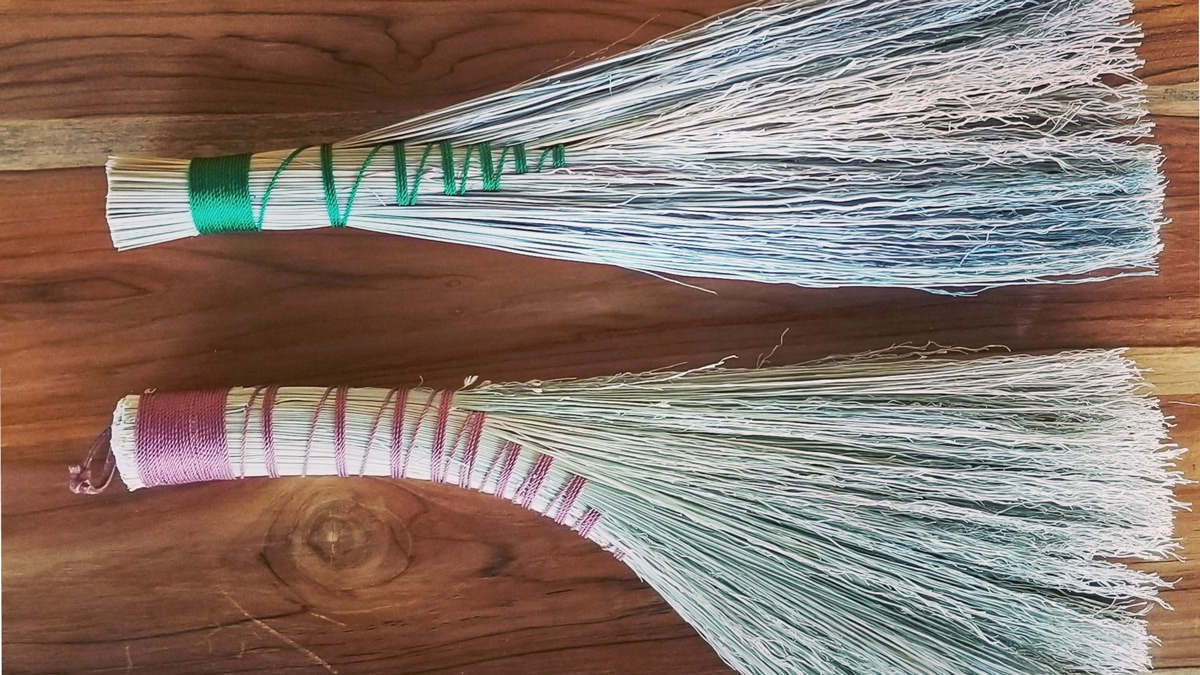 Intro to Whisk Broom Making