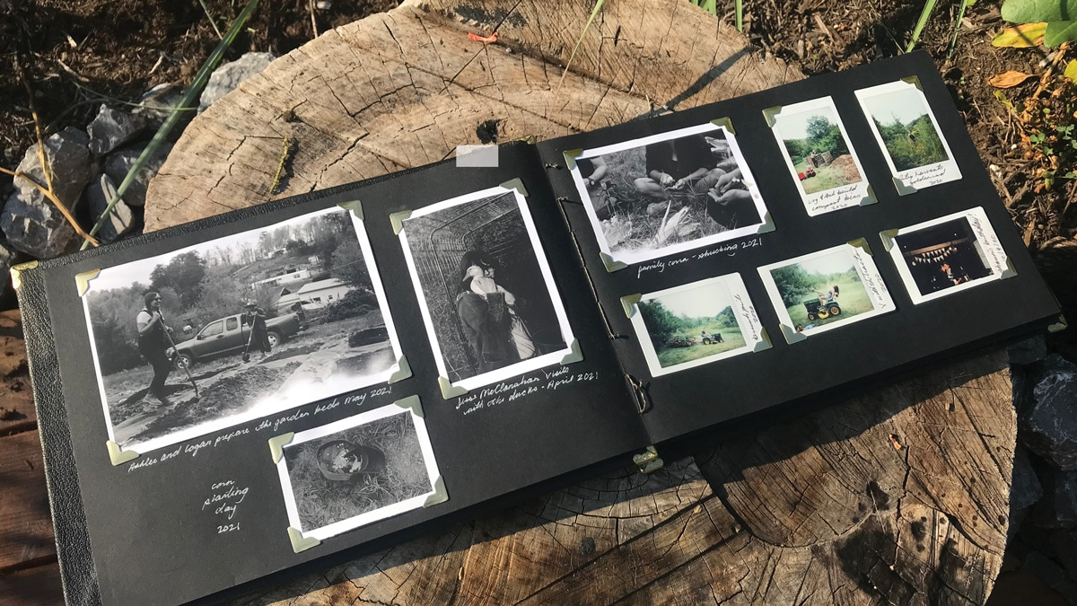 Intentional Photo Albums