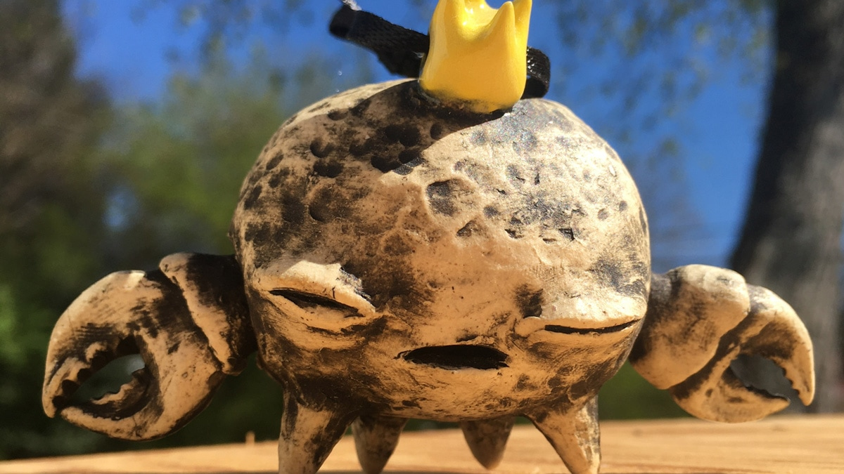 Kinetic Creature Ornament