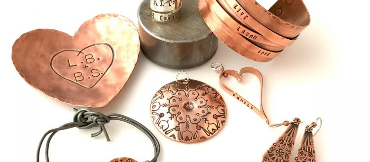 Metal Stamped Jewelry